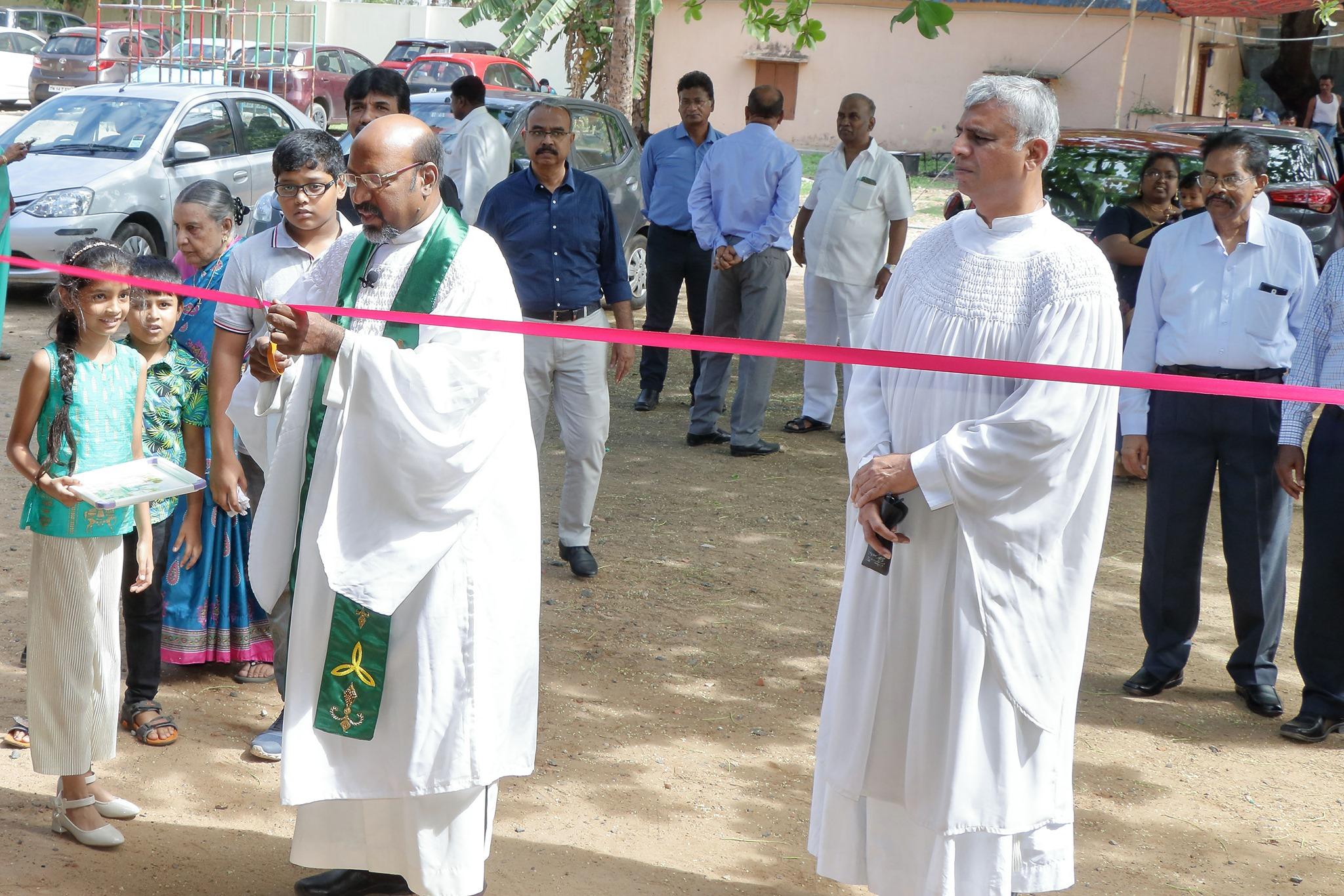 Mission Festival Inauguration